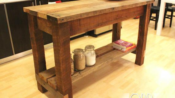 Kitchen Island Plans | Ana White