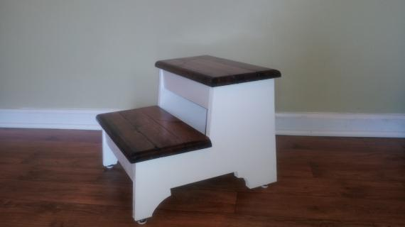 Superb Vintage Step Stool Ana White Gamerscity Chair Design For Home Gamerscityorg
