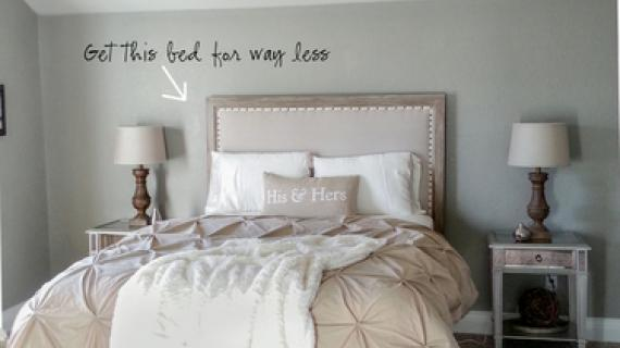 Chestwick Platform Bed Queen Size Ana White