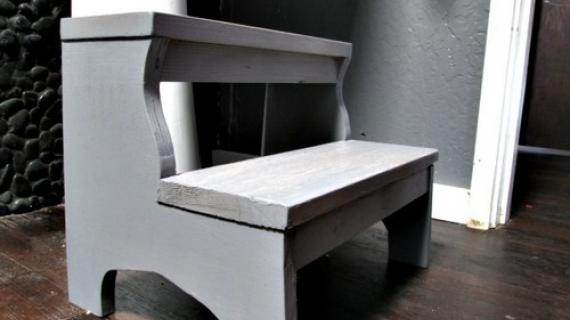 Swell Easy Vintage Step Stool Ana White Gamerscity Chair Design For Home Gamerscityorg