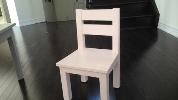 Picture Of Kid's Chair