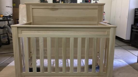 Baby Crib Ana White