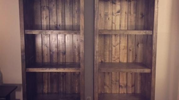 Bookshelf And Bookcase Plans Ana White