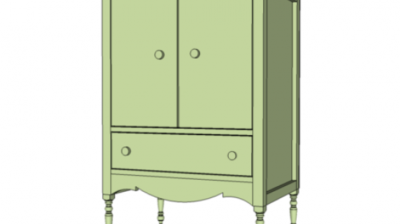 Cabinet Plans Ana White