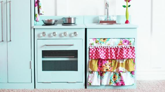 childrens kitchen stove and sink, play kitchen plans