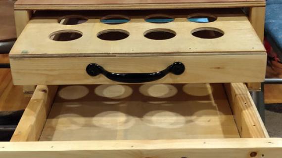 Wood Crate Keurig K Cup Holder Drawer Ana White