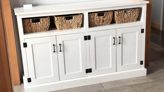 Buffet Sideboard And Credenza Plans Ana White