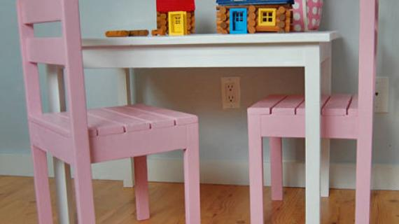 Phenomenal Kids Tables And Chairs Ana White Camellatalisay Diy Chair Ideas Camellatalisaycom