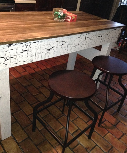 Build Michaela S Kitchen Island Diy Projects: My Modified Michaela's Kitchen Island - DIY