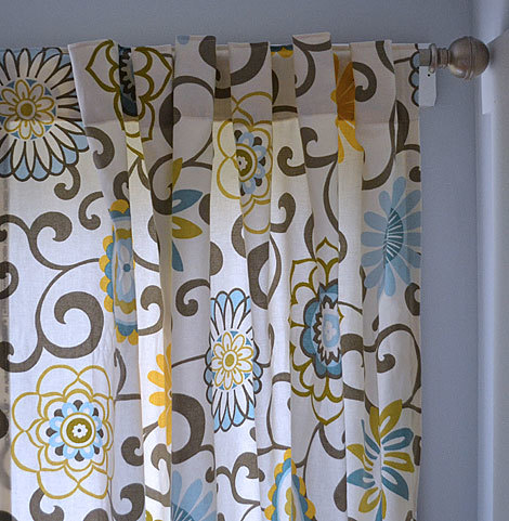 Ana White Tab Top Curtains And A Giveaway Diy