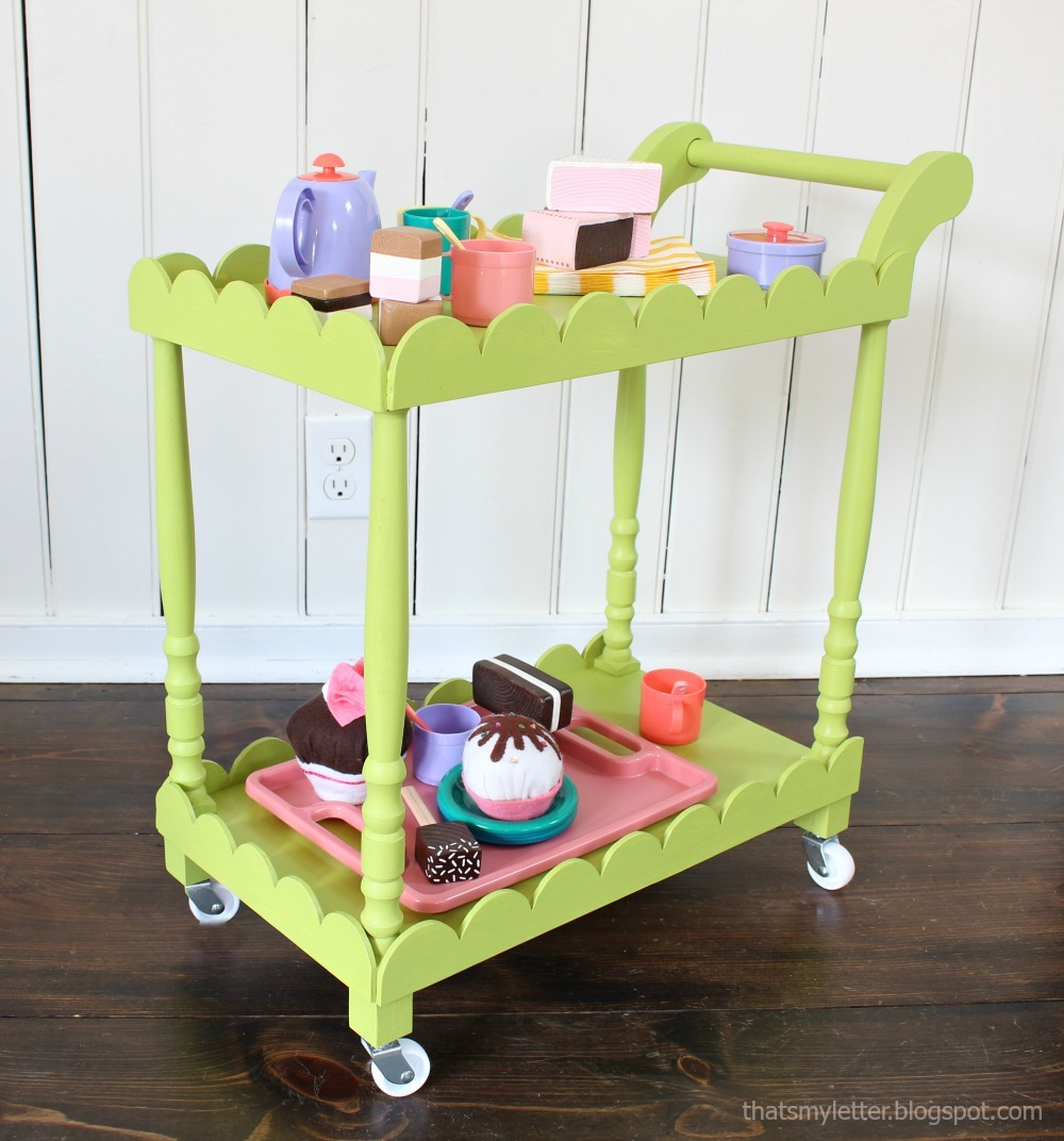 Kids Tea Cart