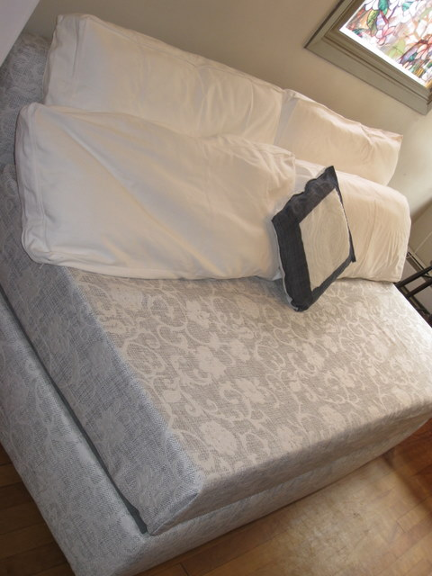 Miraculous Storage Sofa Single Bed Made With 8 Memory Foam Twin Beatyapartments Chair Design Images Beatyapartmentscom