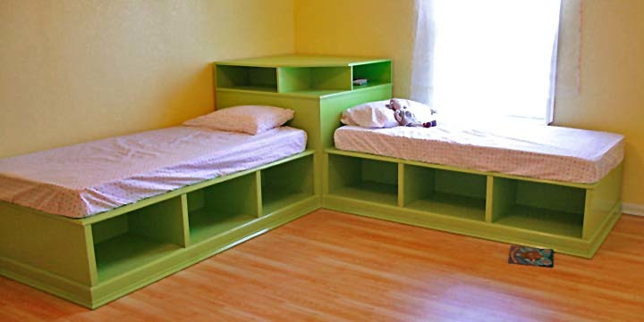 How To Build A Twin Platform Bed With Storage Discover