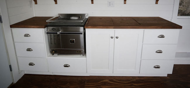 Diy Your Own Kitchen Cabinets For A Tiny House To Save Money And Get Exactly What You Need Free Plans By Ana White