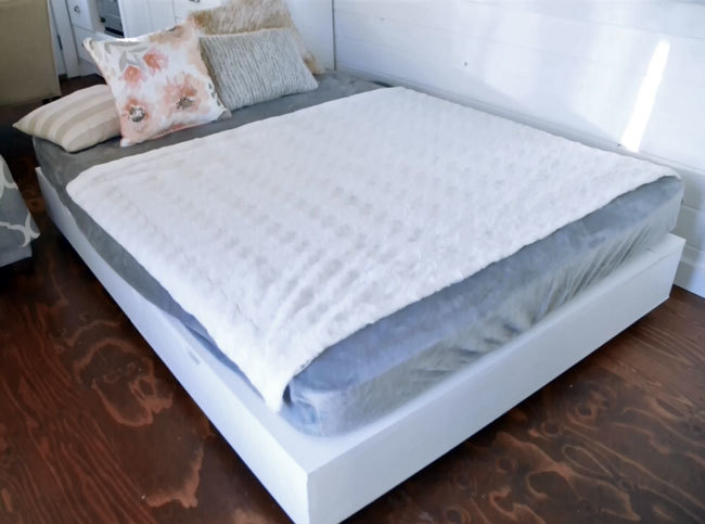 Ana White Lift Storage Bed Trundle Converts To Sofa