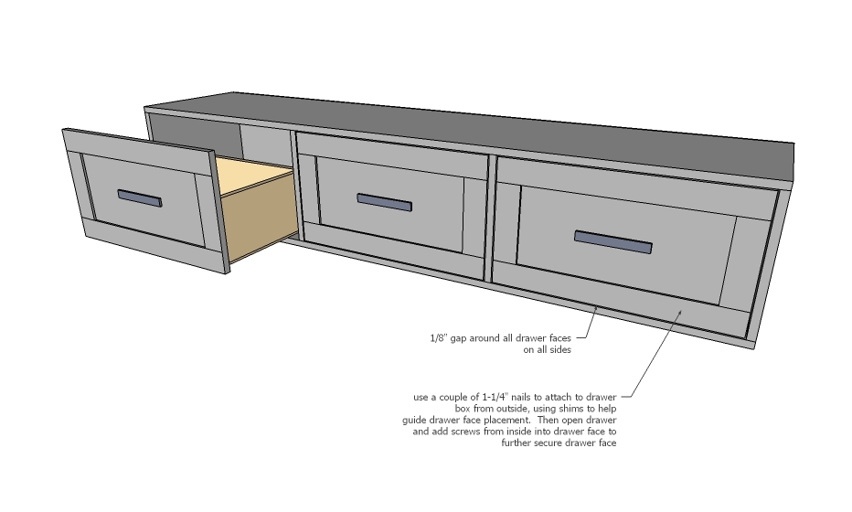 Permalink to how to build a twin platform bed with drawers