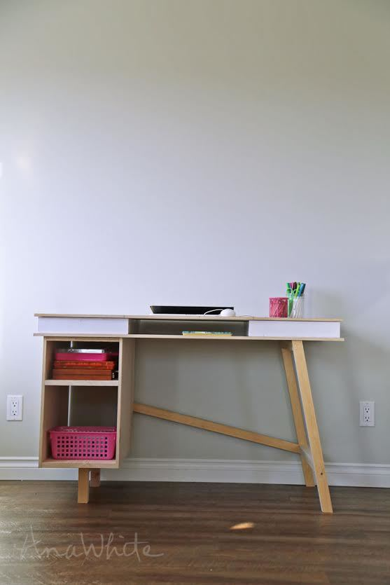 Best 25+ Build a desk ideas on Pinterest | Filing cabinet ...