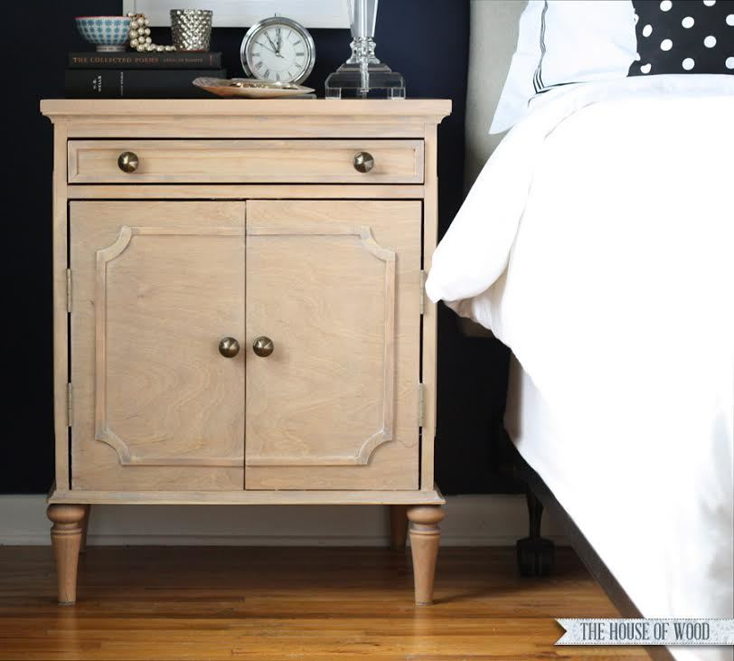 Ana white emily nightstand diy projects for Nightstand plans