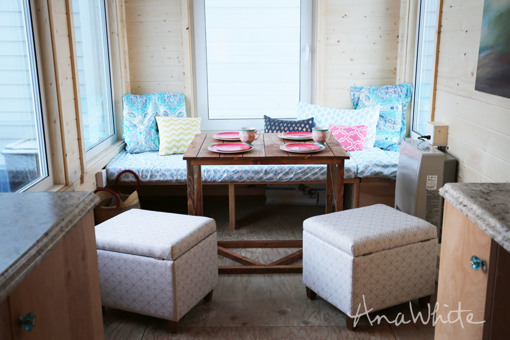 Diy Coffee Table That Converts To Dining Free Plans By Ana White