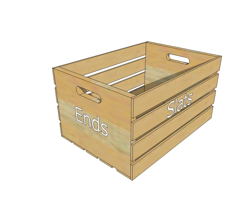 Wood Crate Building Guide - DIY Projects