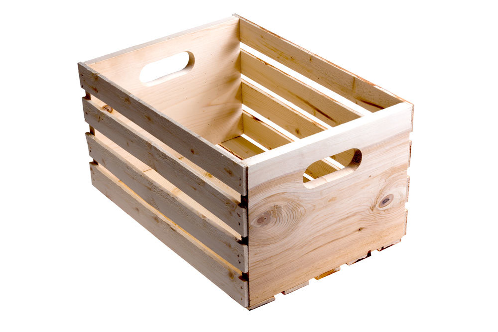 Wood Crate Building Guide Ana White
