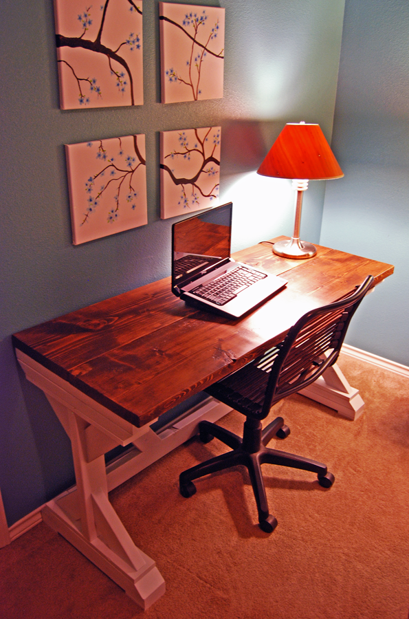 Ana White | X Desk - DIY Projects